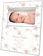 F1298 i - Sweet Pea Personalized Picture Frame