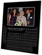 F1393 - Vintage Periodic Table Picture Frame
