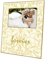 GB1444-Forever Creme Personalized Glass Cutting Board