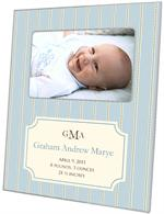 F1639-I - Avery Wedgewood Birth Announcement Picture Frame