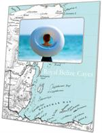 F2642 - Belize Map Frame