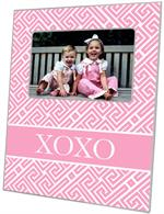F2677-Pink Fret Picture Frame