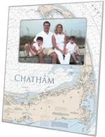 F2739-Cape Cod Nautical Chart Picture Frame
