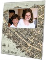 F2745 - Charleston Aerial Picture Frame