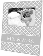 F2804 - Chelsea Grey Personalized Picture Frame