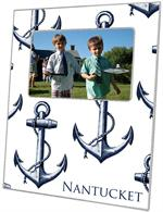 F2978-Vintage Anchor White Picture Frame