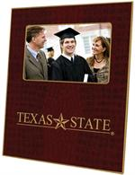 F5802-Texas State  University Picture Frame