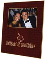 F5803-Texas State  University Picture Frame