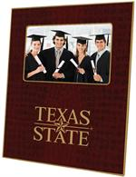 F5805-Texas State  University Picture Frame