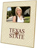 F5806-Texas State  University Picture Frame