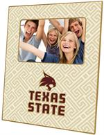 F5807-Texas State  University Picture Frame