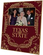 F5808-Texas State  University Picture Frame