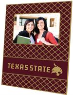 F5813-Texas State  University Picture Frame