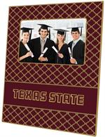 F5814-Texas State  University Picture Frame