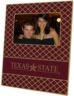 F5815-Texas State  University Picture Frame