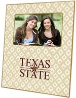 F5819-Texas State  University Picture Frame