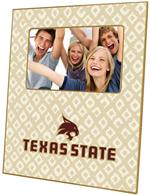 F5820-Texas State  University Picture Frame
