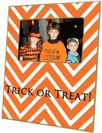 Halloween Personalized Picture Frames