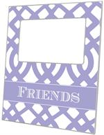 F8175 - Madison Lavender Picture Frame