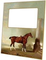 F8603-Chestnut Hunter Picture Frame