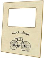 F8640- Bicycle Trip Personalized Picture Frame