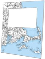 F8656 Cape Cod Picture Frame