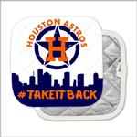 Astros Take It Back Pot Holder