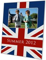 F2608 - Union Jack Decoupage Picture Frame