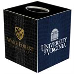 House Divided Tissue Box Cover