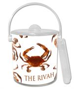 IB1518-Cooked Crabs  Ice Bucket