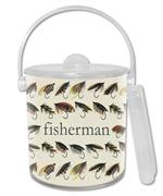 IB1879 - Fly Fishing  Ice Bucket