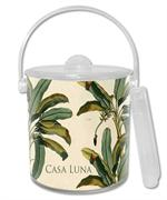 IB2450- Palm Tree Personalized  Ice Bucket