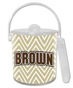 IB5112-Brown University Ice Bucket