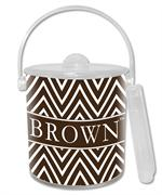 IB5115-Brown University Ice Bucket