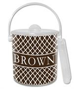 IB5116-Brown University Ice Bucket