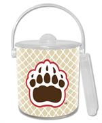 IB5120-Brown University Ice Bucket