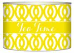 LB8026-Yellow Madison Personalized Letter Box