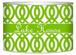 LB8028-Lime Madison Personalized Letter Box