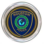 FM8923- Houston Police Department Face Mask