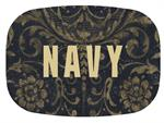 GB6220-United States Naval Academy Personalized Glass Cutting Board