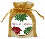 O2265 - Alpha Chi Omega Ornament