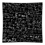 P1387 - Einstein's E = mc2 Square Plate
