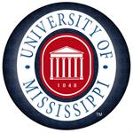 Ole Miss Paperweight