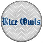 PW4619-Rice University Paperweight