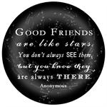 PW8312-Good Friends Paperweight