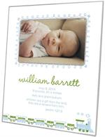 Custom Birth Announcement Picture Frames