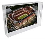T3921-Texas A&M Kyle Field Lucite Tray
