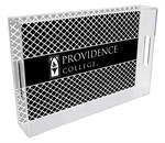 T6510-Providence College Lucite Tray