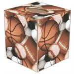 TB1515 - All Sports Tissue Box Cover