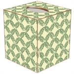 TB1538-Pine Leaves Tissue Box Cover